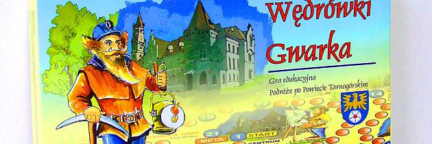 Gra edukacyjna – Wędrówki Gwarka