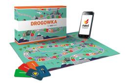 """Gra planszowa """"Drogówka"""""""
